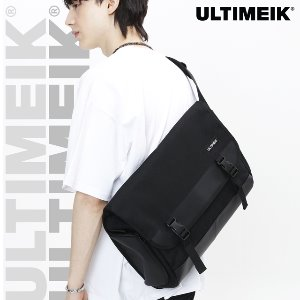 6011 Messenger Bag Black